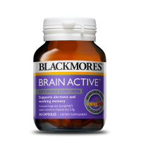 Blackmores Brain Active (30 Capsules)
