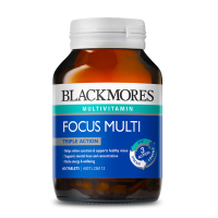 Blackmores Focus Multi (60 Tablets)