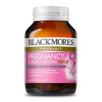 Blackmores Pregnancy & Breast-Feeding Gold (60 Capsules)