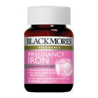 Blackmores Pregnancy Iron (30 Tablets)