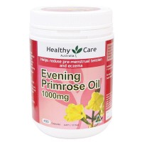 Healthy Care Evening Primrose Oil 1000mg (400 Capsules)