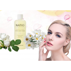 Natio Rosewatter Lotion