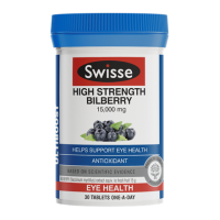 Swisse Ultiboost High Strength Bilberry (30 Tablets)